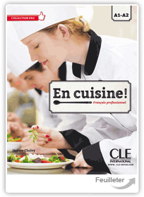 Jerome Cholvy - En cuisine ! aux éditions Cle International