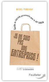 Je ne suis pas une entreprise !