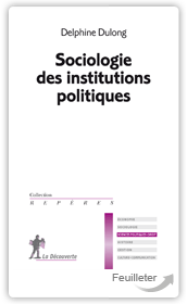 Sociologie des institutions politiques  