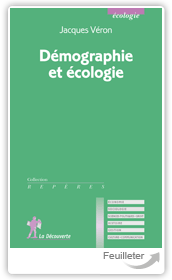 D&eacute;mographie et &eacute;cologie