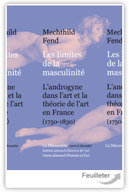 Les limites de la masculinit&eacute;