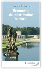 &Eacute;conomie du patrimoine culturel