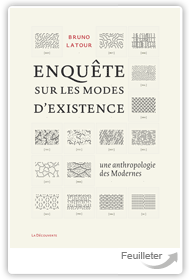 Enqu&ecirc;te sur les modes d'existence